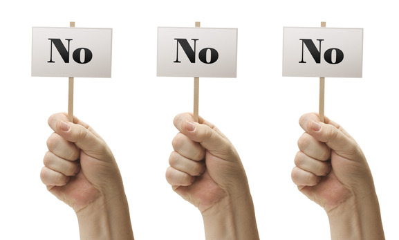 Why is it so hard to say no? Reasons and solutions.