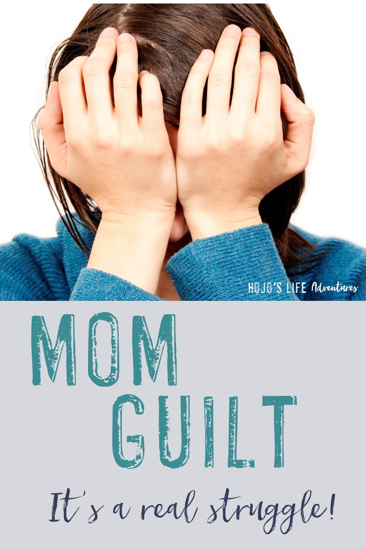 5 tips for getting rid of mom guilt
